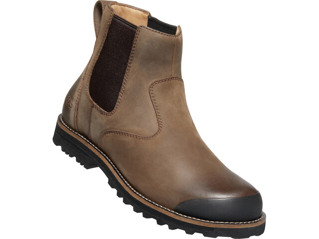 Keen The 59 II Chelsea Botas Hombre, marrón